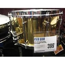 Truth Custom Drums 8X14 8x14 Brass Snare Drum Drum