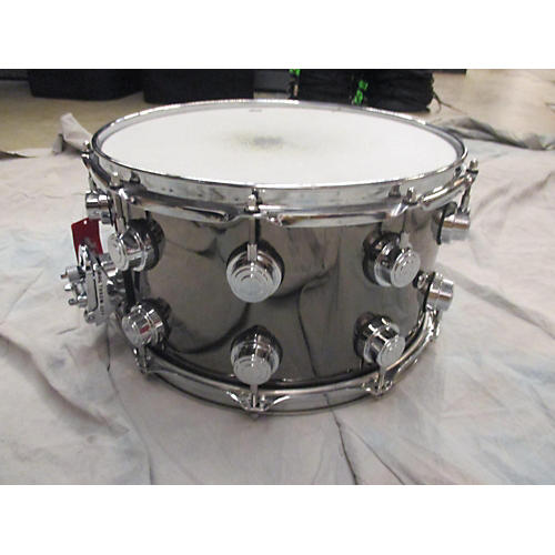 DW 8X14 Collector's Series Metal Snare Drum-thumbnail
