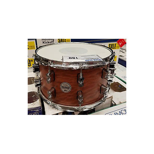 PDP by DW 8X14 Limited Edition Bubinga/Maple Snare Drum Drum