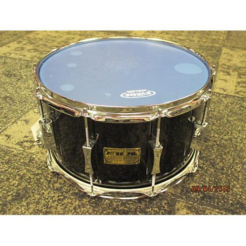 Pork Pie 8X14 Oak/Maple Black Drum