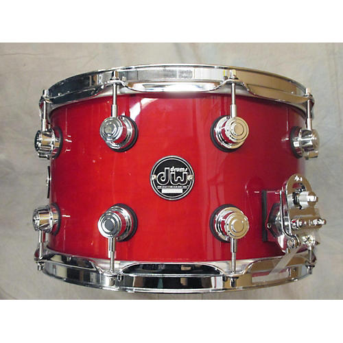 DW 8X14 Performance Series Snare Drum Candy Apple Red 18