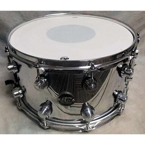 DW 8X14 Performance Series Steel Snare Drum-thumbnail