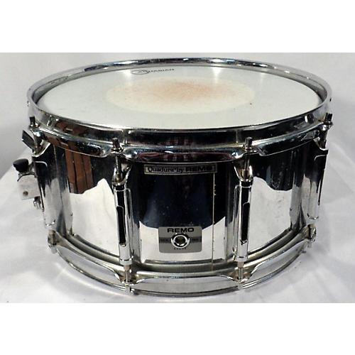 used remo 8x14 quadura snare drum guitar center. Black Bedroom Furniture Sets. Home Design Ideas