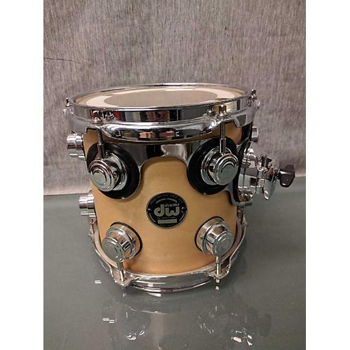 DW 8X7 Collector's Series Satin Tom Drum
