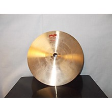 Paiste 8in 2002 Accents Cymbal