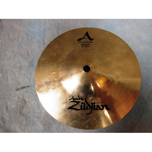 Zildjian 8in A Custom Splash Cymbal-thumbnail