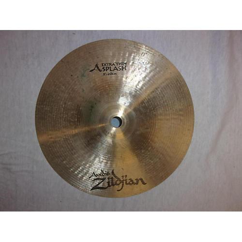 Zildjian 8in A Extra Thin Splash Cymbal-thumbnail