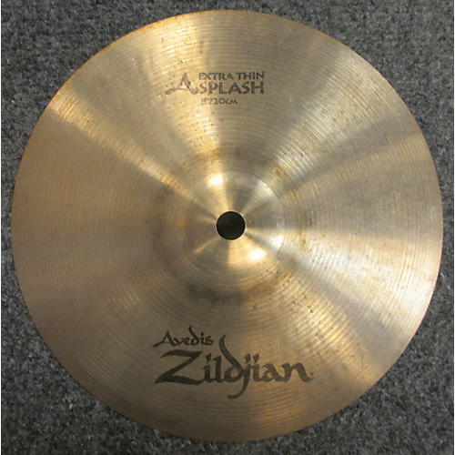 Zildjian 8in A Series Extra Thin Splash Cymbal-thumbnail