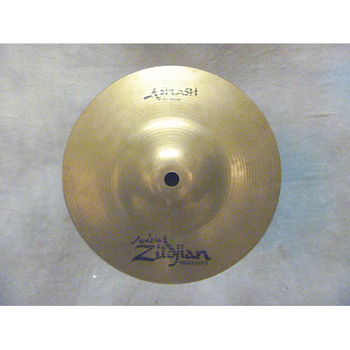 Zildjian 8in A Splash Brilliant Cymbal  24