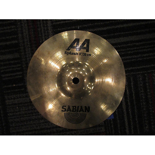 Sabian 8in AA Splash Cymbal-thumbnail