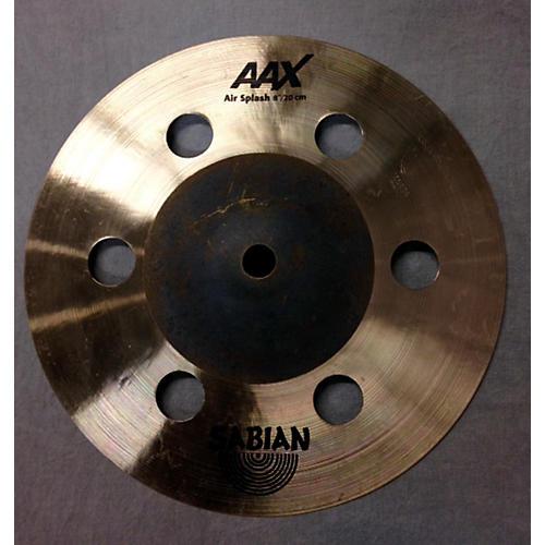Sabian 8in AAX Air Splash Cymbal-thumbnail