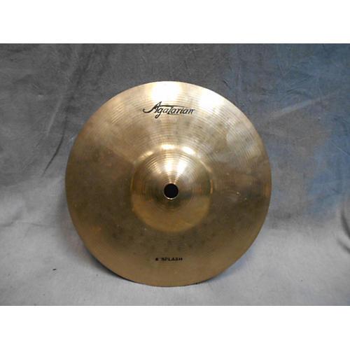 Agazarian 8in Brilliant Cymbal-thumbnail