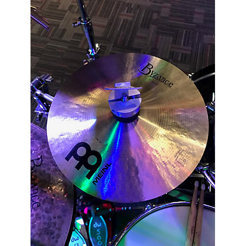 Meinl 8in Byzance Dark Splash Cymbal-thumbnail