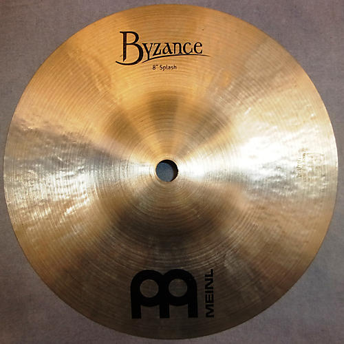 Meinl 8in Byzance Splash Regular Cymbal-thumbnail