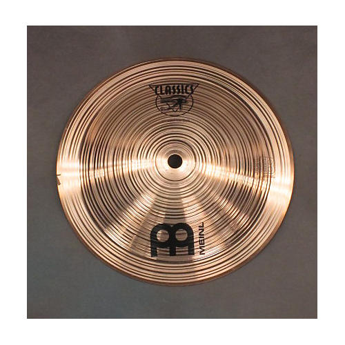 Meinl 8in CLASSICS MEDIUM BELL Cymbal-thumbnail