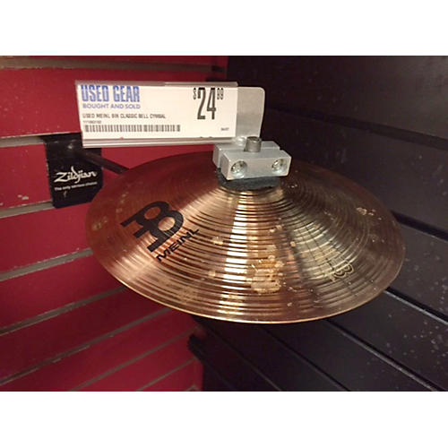 Meinl 8in Classic Bell Cymbal-thumbnail