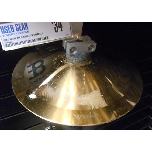 Meinl 8in Classic Custom Bell Cymbal  24