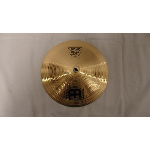 Meinl 8in Classic Medium Bell Cymbal