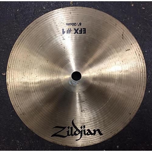 Zildjian 8in EFX #1 Cymbal