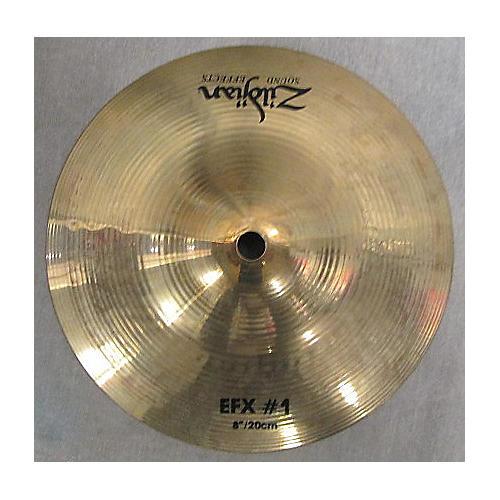 Zildjian 8in EFX Cymbal-thumbnail