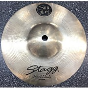 Stagg 8in Generic Cymbal