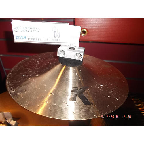 Zildjian 8in K Custom Dark Splash Cymbal-thumbnail