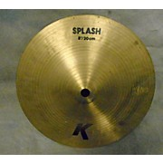 Zildjian 8in K SPLASH Cymbal
