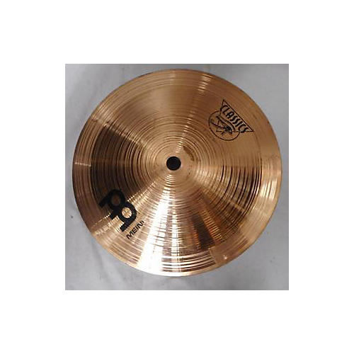 Meinl 8in Low Bell Cymbal