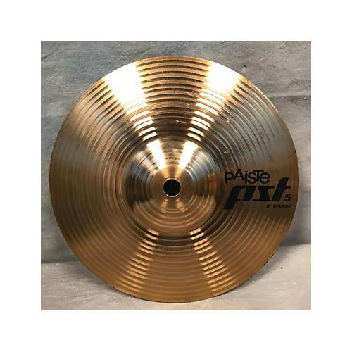 Paiste 8in PST5 Splash Cymbal