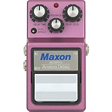 Maxon 9-Series AD-9 Pro Analog Delay Pedal Level 1