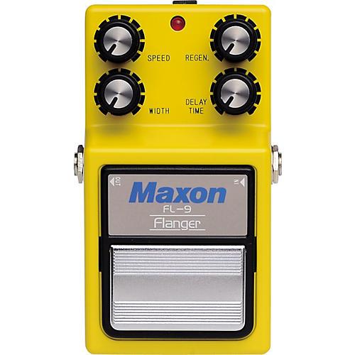 Maxon 9-Series FL-9 Flanger Pedal   UsedGrade1-thumbnail