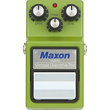 Maxon 9-Series VOP-9 Vintage Overdrive Pro Pedal Level 1