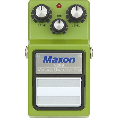 Maxon 9-Series VOP-9 Vintage Overdrive Pro Pedal-thumbnail