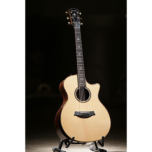 Taylor 900 Series 914ce-Brz-M Acoustic-Electric Guitar Natural