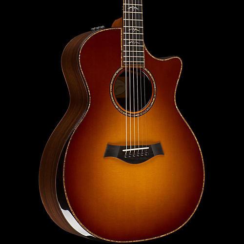 Taylor 900 Series 914ce-SB Grand Auditorium Acoustic-Electric Guitar-thumbnail