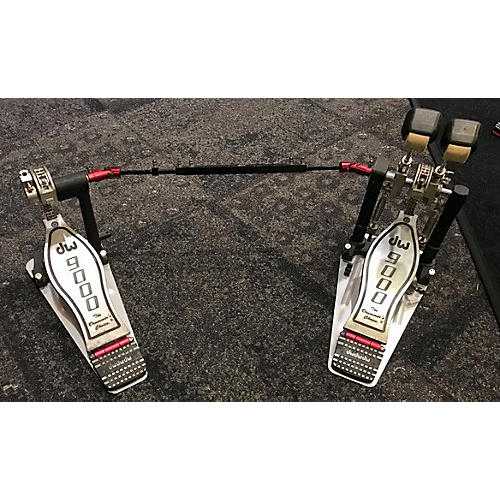 DW 9000 Series Double Double Bass Drum Pedal