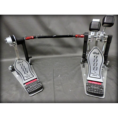 DW 9000 Series Double Double Bass Drum Pedal-thumbnail