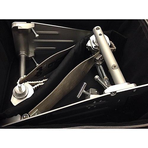 DW 9000 Titanium Double Bass Drum Pedal Double Bass Drum Pedal