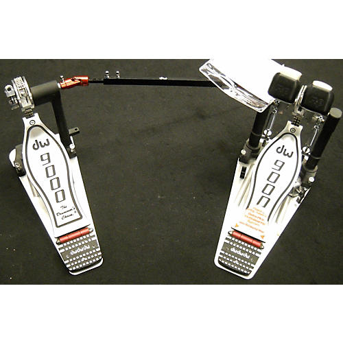 DW 9002PC Double Double Bass Drum Pedal-thumbnail