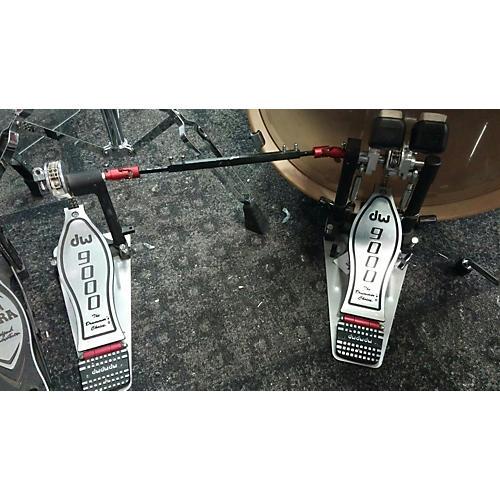 DW 9007 Double Bass Drum Pedal