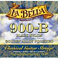 LaBella 900B Black Nylon and Polished Golden Alloy Classical Guitar Strings thumbnail