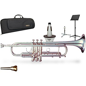 Getzen 900S Eterna Series Bb Trumpet Gift Kit by Getzen