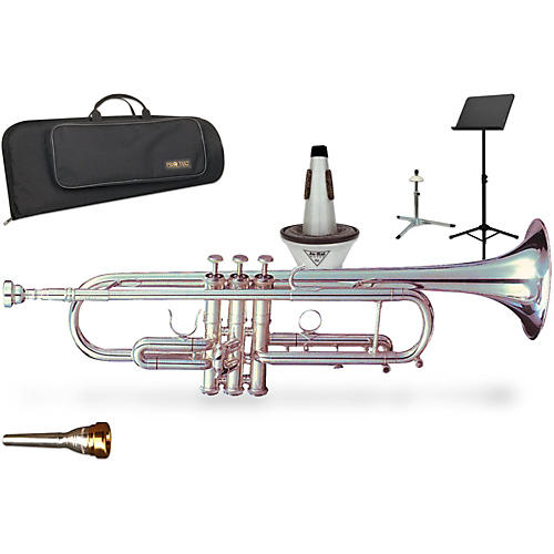 Getzen 900S Eterna Series Bb Trumpet Gift Kit-thumbnail