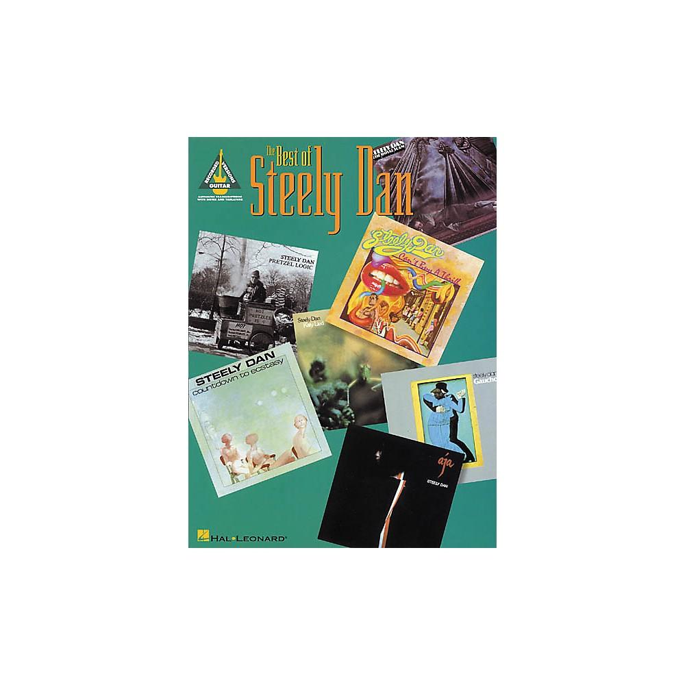 Hal Leonard The Best of Steely Dan Guitar Tab Book 1274034476385