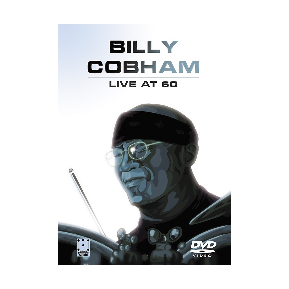 Alfred Billy Cobham Live At 60 Dvd 1273887985529
