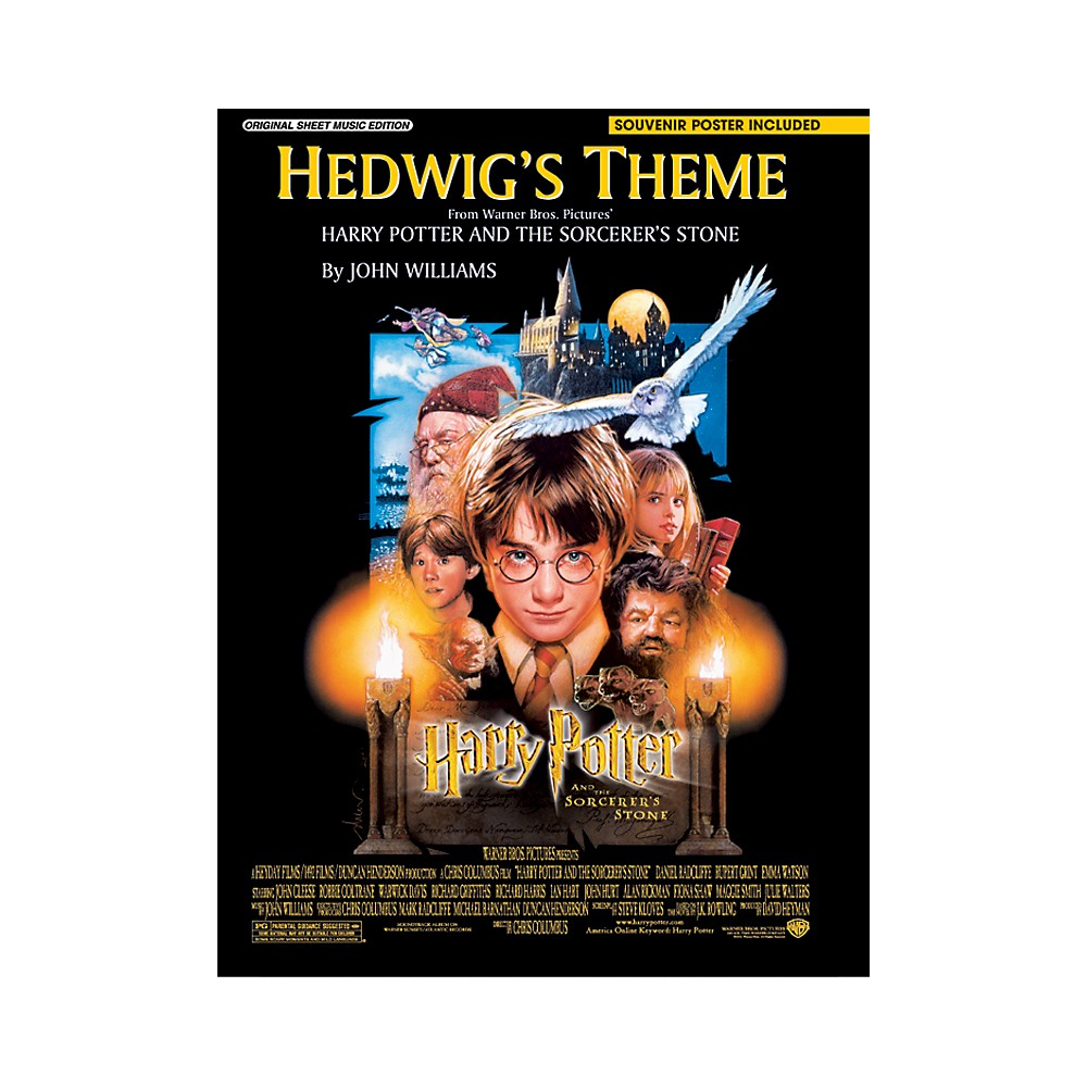 Hedwigs Theme (From Harry Potter The Sorcerers Stone) Sheet Music 1273887985860