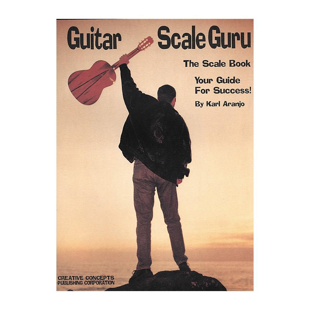 Creative Concepts Guitar Scale Guru Book 1274034474323