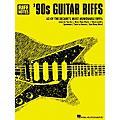 Hal Leonard '90s Guitar Riffs Book  Thumbnail