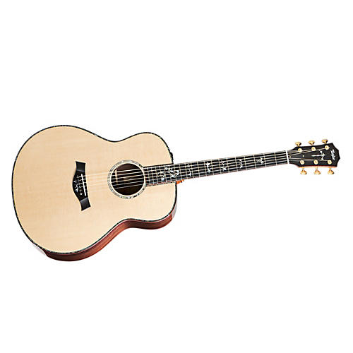 Taylor 918E Grand Orchestra Spruce/Rosewood Acoustic-Electric Guitar Natural