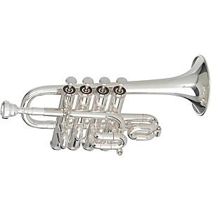 Getzen 940 Eterna Series Bb/A Piccolo Trumpet by Getzen